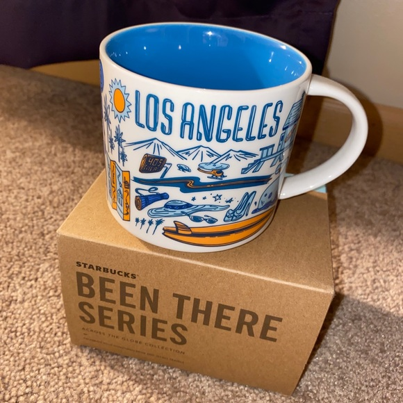 Starbucks Been There Los Angeles Mug